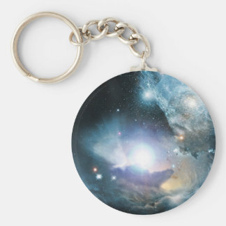 Beginning Of The Universe Basic Round Button Keychain