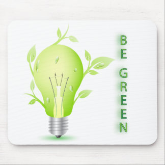 BeGreen Mouse Pad