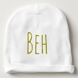 Beh Baby Beanie