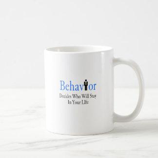Behavior Coffee Mug