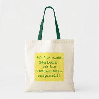 behavior-originally tote bag