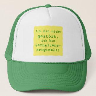 behavior-originally trucker hat