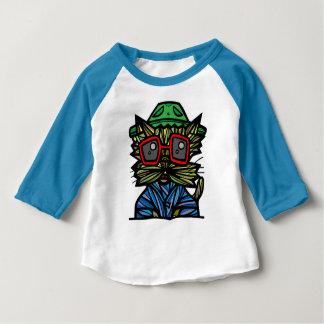 """""""Behavior Rehab"""" Baby 3/4 Raglan T-Shirt"""