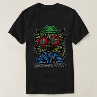 """Behavior Rehab"" BuddaKats Men's T-Shirt"