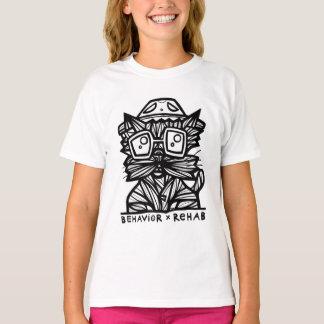 """""""Behavior Rehab"""" Girls' TAGLESS® T-Shirt"""