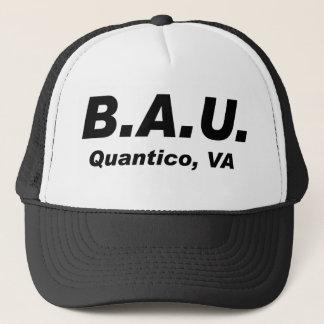 Behavioral Analysis Unit Trucker Hat