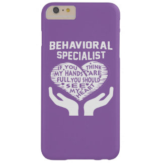 Behavioral Specialist Barely There iPhone 6 Plus Case