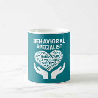 Behavioral Specialist Coffee Mug
