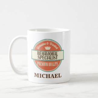 Behavioral Specialist Personalized Mug Gift