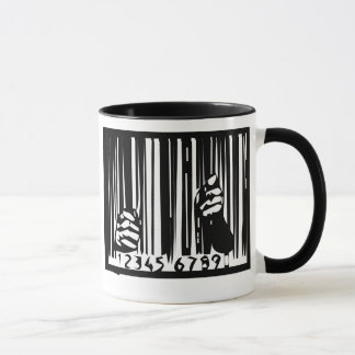 Behind Bars Mug