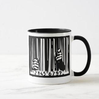 Behind Bars Mug