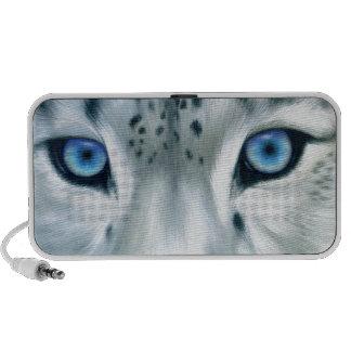 Behind Blue Eyes - Snow Leopard iPod Speaker