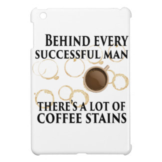 Behind Every Successful Man iPad Mini Case