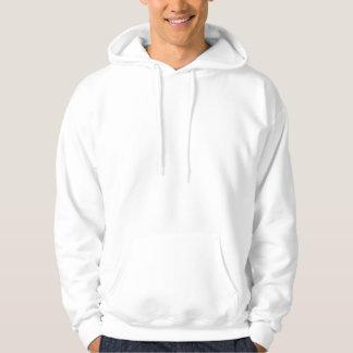 behind hoodie