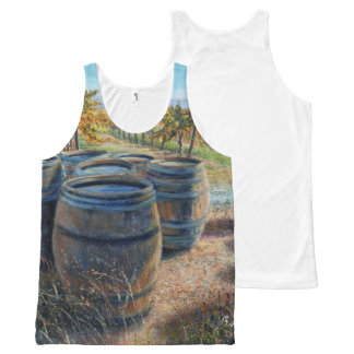 """Behind The Tasting Room"" Tank Top"