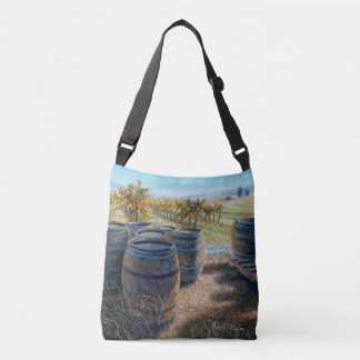 """Behind The Tasting Room"" Tote Bag"