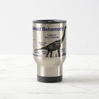 Behold Behemoth Travel Mug