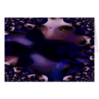 Beholder of the Eyes Products Greeting Card