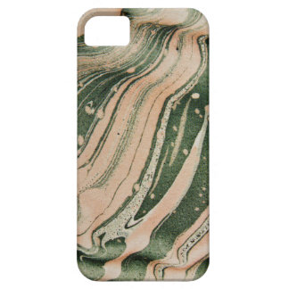 Beige Abstract phone case iPhone 5 Cases