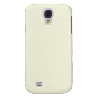 Beige Samsung Galaxy S4 Cover