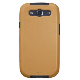 Beige Samsung Galaxy SIII Cover