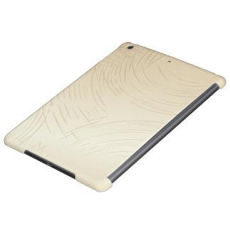 Beige Case Savvy Matte iPad Air Case