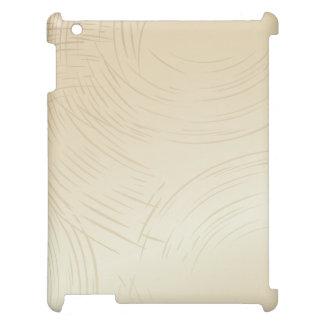 Beige Case Savvy Matte iPad Case