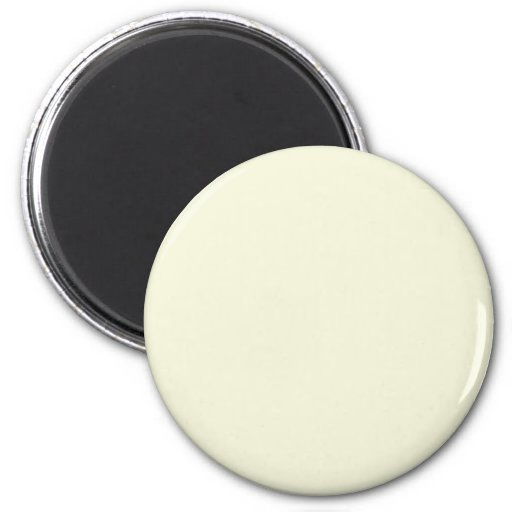Beige Color - Customizable Pattern Magnets