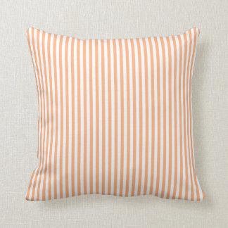 Beige Color Stripes Pillow