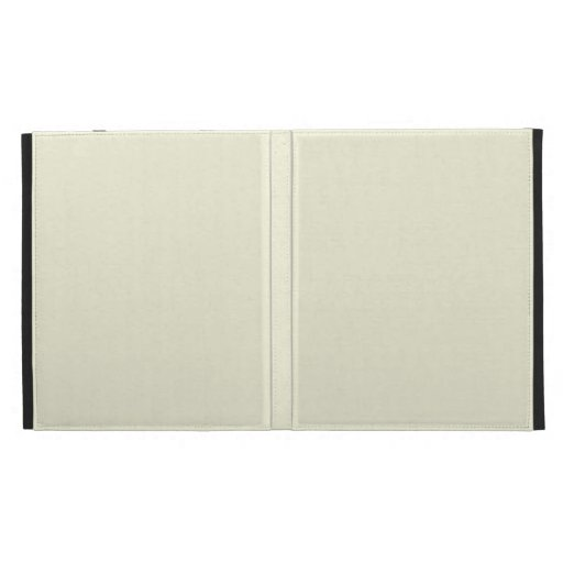 Beige High End Colored iPad Case