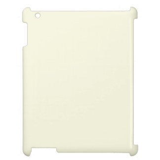 Beige Cover For The iPad