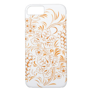 Beige Maple iPhone 7 Case