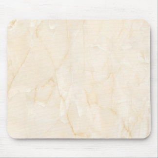 Beige Marble Color Mousepad, Marble Color Mouse Pad