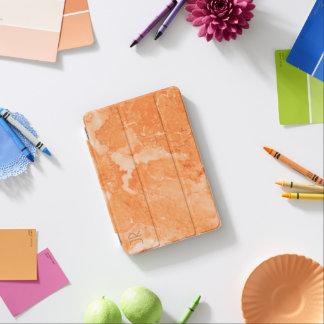 Beige marble stone print iPad mini cover