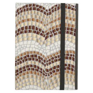 Beige Mosaic iPad Air Case