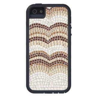 Beige Mosaic iPhone SE/5/5S Tough Xtreme Case