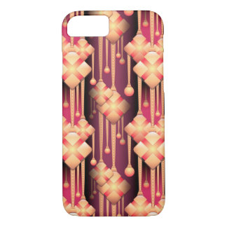 Beige Pattern Case