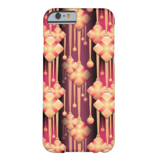 Beige Pattern Case Barely There iPhone 6 Case