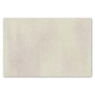 Beige Retro Tissue Paper