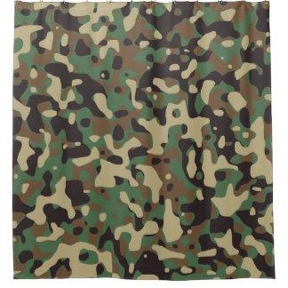 Beige, Tan Brown, Green, Dark Gray Camo Camouflage