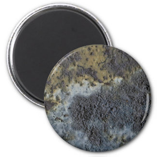 Beige, Yellow And Grey Texture Magnet