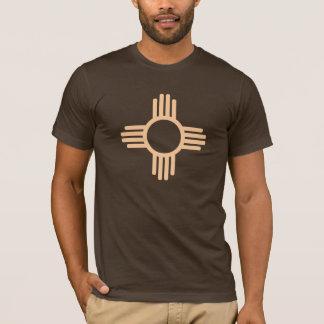 Beige Zia T-Shirt
