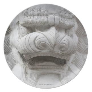 Beijing, China 2 Plate