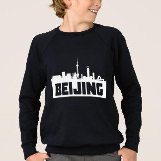 Beijing China Skyline Sweatshirt