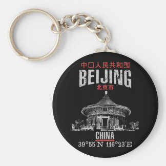 Beijing Keychain