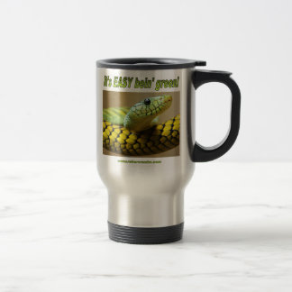 Bein' Green (Mamba) Travel Mug