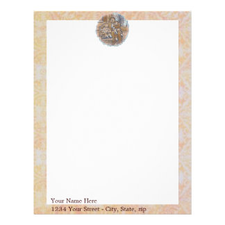 """Being a Dad"" Father's Day Personalized Letterhead"