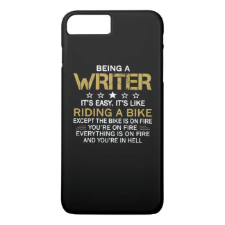Being a Writer iPhone 7 Plus Case