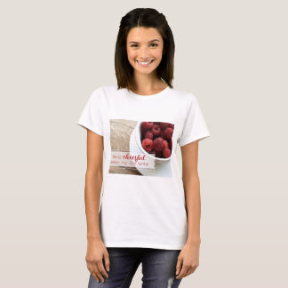 Being Cheerful T-Shirt