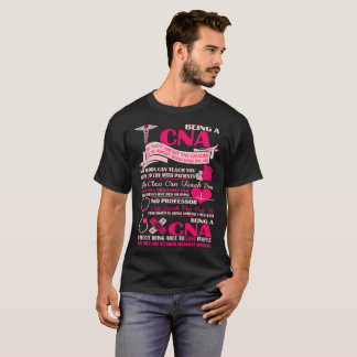 Being CNA Is Being Who We Are Pride Tshirt